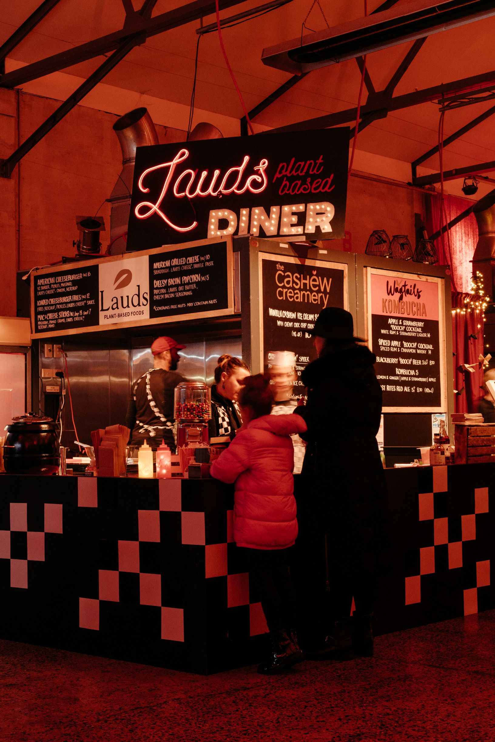Lauds American Style Diner + Winter Feast